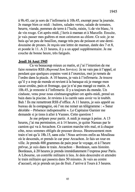 [ Histoires et histoire ] Mon oncle Georges Le Brazic - Carrière Marine, du Maquis à l'Indochine de 44 à 48 Livre278