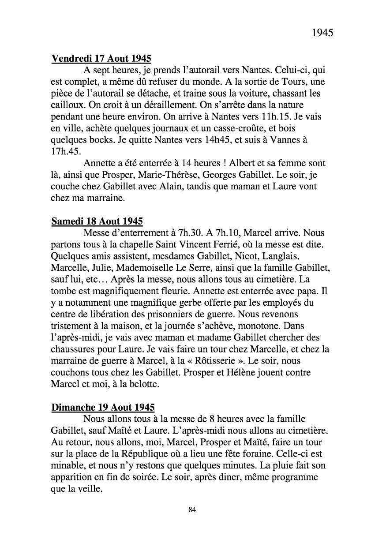 [ Histoires et histoire ] Mon oncle Georges Le Brazic - Carrière Marine, du Maquis à l'Indochine de 44 à 48 Livre281
