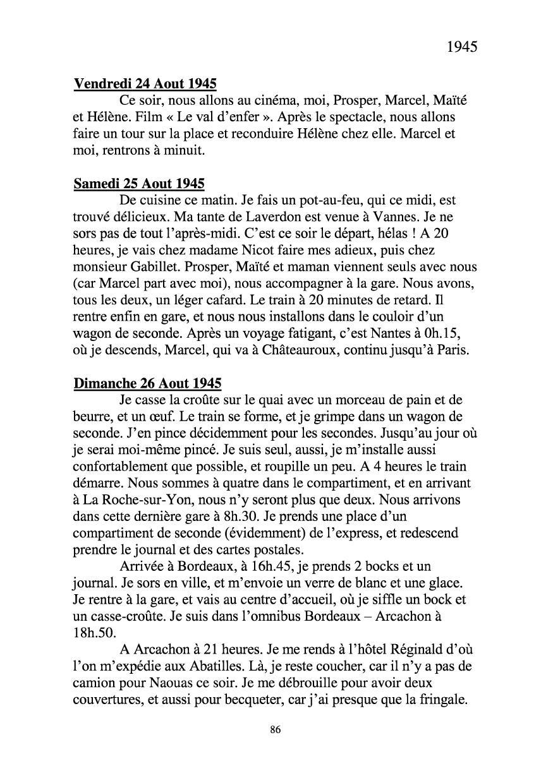 [ Histoires et histoire ] Mon oncle Georges Le Brazic - Carrière Marine, du Maquis à l'Indochine de 44 à 48 Livre282