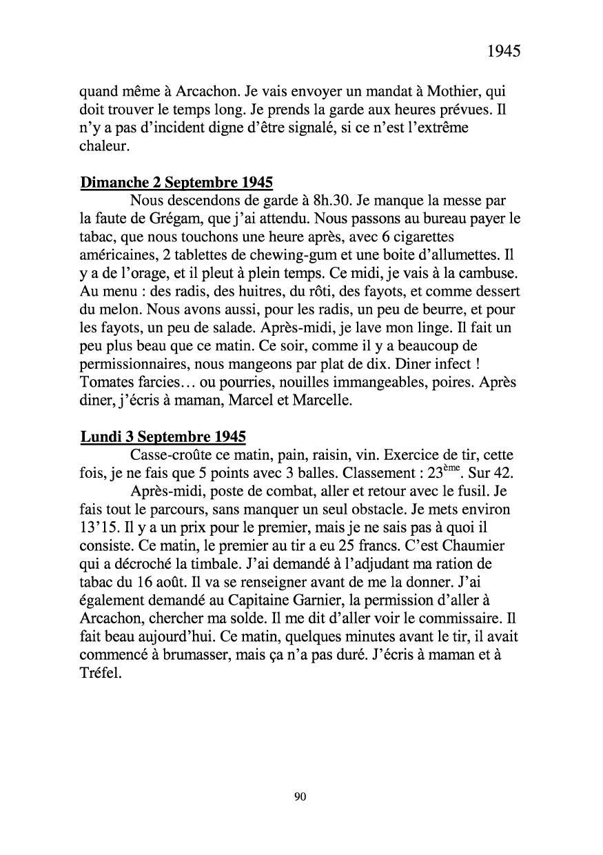 [ Histoires et histoire ] Mon oncle Georges Le Brazic - Carrière Marine, du Maquis à l'Indochine de 44 à 48 Livre289