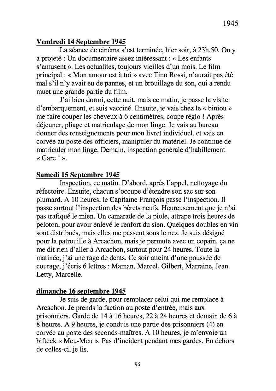 [ Histoires et histoire ] Mon oncle Georges Le Brazic - Carrière Marine, du Maquis à l'Indochine de 44 à 48 Livre293