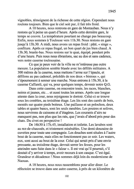 [ Histoires et histoire ] Mon oncle Georges Le Brazic - Carrière Marine, du Maquis à l'Indochine de 44 à 48 Livre300