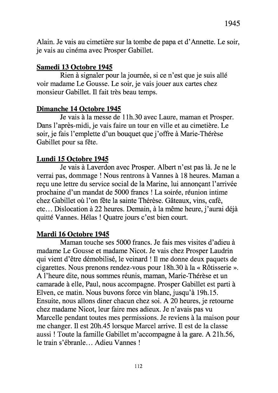 [ Histoires et histoire ] Mon oncle Georges Le Brazic - Carrière Marine, du Maquis à l'Indochine de 44 à 48 Livre311