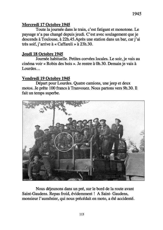 [ Histoires et histoire ] Mon oncle Georges Le Brazic - Carrière Marine, du Maquis à l'Indochine de 44 à 48 - Page 2 Livre334