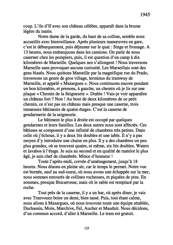 [ Histoires et histoire ] Mon oncle Georges Le Brazic - Carrière Marine, du Maquis à l'Indochine de 44 à 48 - Page 2 Livre344