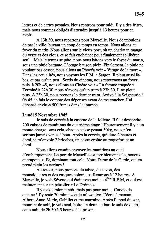 [ Histoires et histoire ] Mon oncle Georges Le Brazic - Carrière Marine, du Maquis à l'Indochine de 44 à 48 - Page 2 Livre346