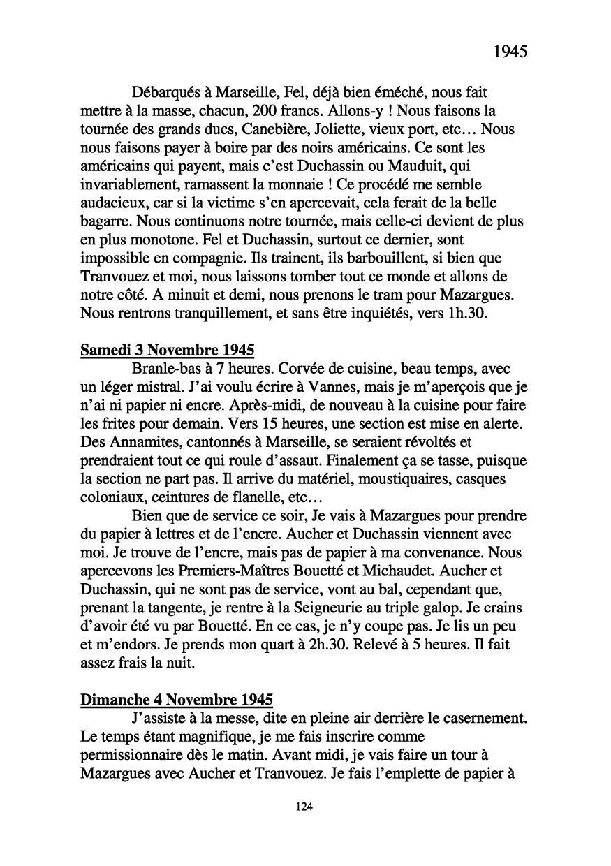 [ Histoires et histoire ] Mon oncle Georges Le Brazic - Carrière Marine, du Maquis à l'Indochine de 44 à 48 - Page 2 Livre347