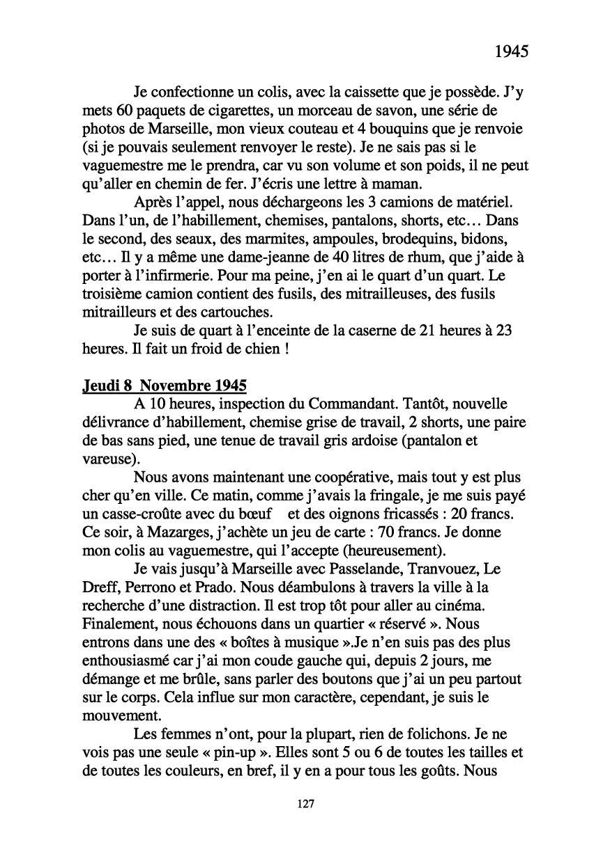 [ Histoires et histoire ] Mon oncle Georges Le Brazic - Carrière Marine, du Maquis à l'Indochine de 44 à 48 - Page 2 Livre349