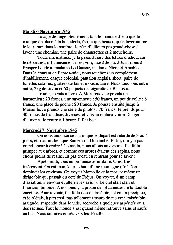 [ Histoires et histoire ] Mon oncle Georges Le Brazic - Carrière Marine, du Maquis à l'Indochine de 44 à 48 - Page 2 Livre350