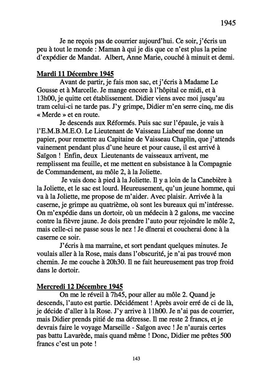 [ Histoires et histoire ] Mon oncle Georges Le Brazic - Carrière Marine, du Maquis à l'Indochine de 44 à 48 - Page 2 Livre368