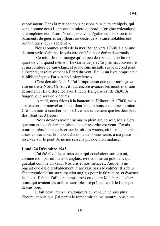 [ Histoires et histoire ] Mon oncle Georges Le Brazic - Carrière Marine, du Maquis à l'Indochine de 44 à 48 - Page 2 Livre384