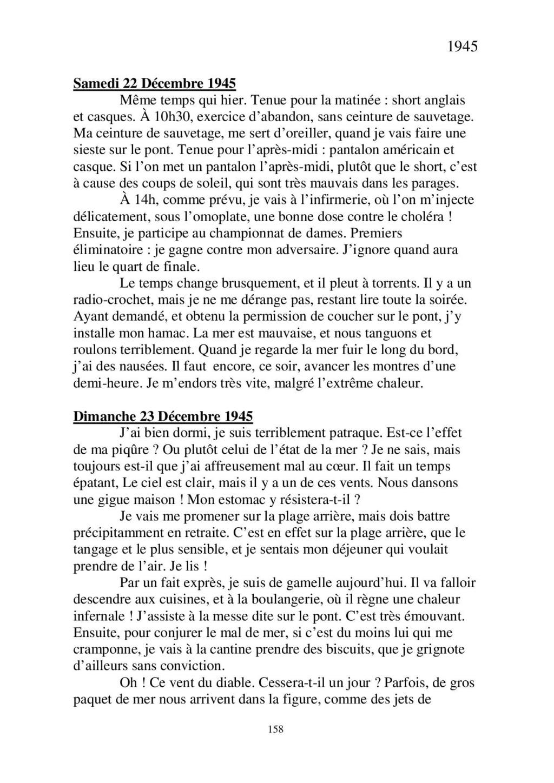 [ Histoires et histoire ] Mon oncle Georges Le Brazic - Carrière Marine, du Maquis à l'Indochine de 44 à 48 - Page 2 Livre385