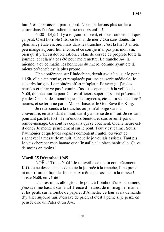 [ Histoires et histoire ] Mon oncle Georges Le Brazic - Carrière Marine, du Maquis à l'Indochine de 44 à 48 - Page 2 Livre387