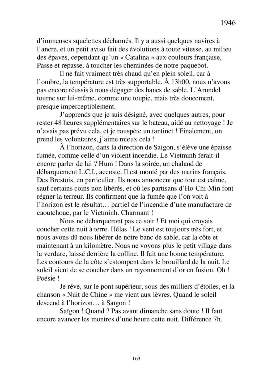 [ Histoires et histoire ] Mon oncle Georges Le Brazic - Carrière Marine, du Maquis à l'Indochine de 44 à 48 - Page 2 Livre397