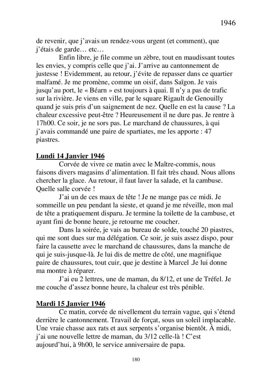 [ Histoires et histoire ] Mon oncle Georges Le Brazic - Carrière Marine, du Maquis à l'Indochine de 44 à 48 - Page 2 Livre407