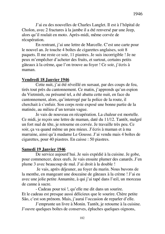 [ Histoires et histoire ] Mon oncle Georges Le Brazic - Carrière Marine, du Maquis à l'Indochine de 44 à 48 - Page 2 Livre409