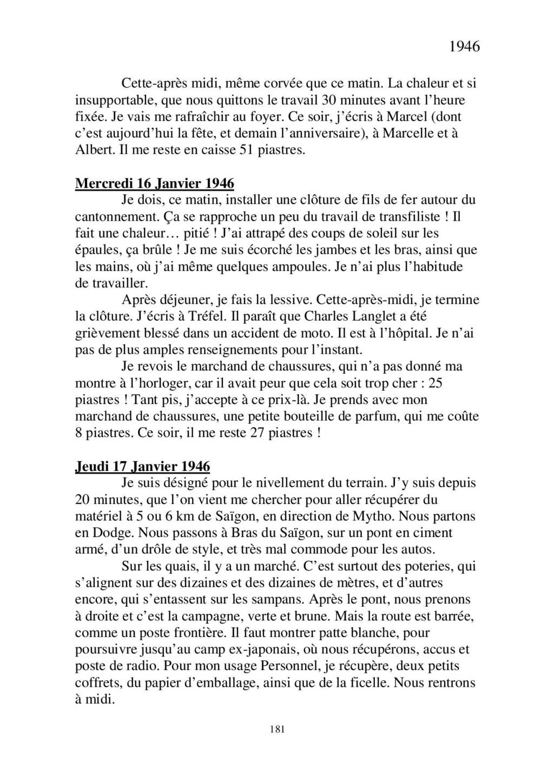[ Histoires et histoire ] Mon oncle Georges Le Brazic - Carrière Marine, du Maquis à l'Indochine de 44 à 48 - Page 2 Livre410