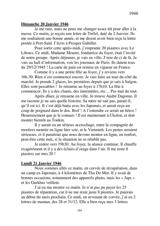 [ Histoires et histoire ] Mon oncle Georges Le Brazic - Carrière Marine, du Maquis à l'Indochine de 44 à 48 - Page 2 Livre412