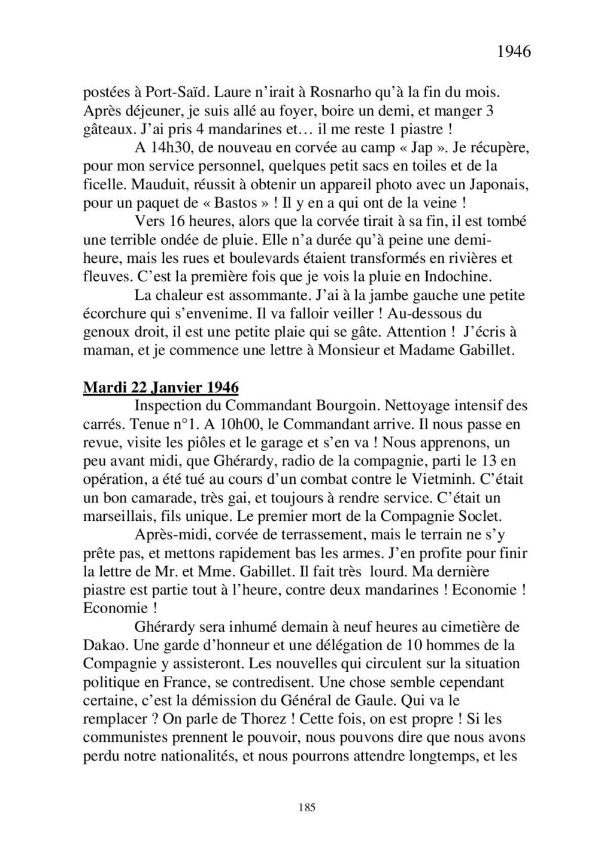 [ Histoires et histoire ] Mon oncle Georges Le Brazic - Carrière Marine, du Maquis à l'Indochine de 44 à 48 - Page 2 Livre415