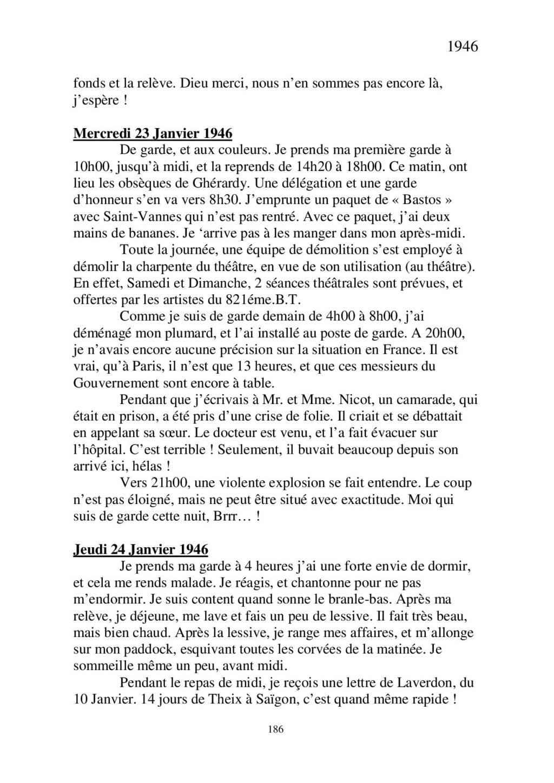 [ Histoires et histoire ] Mon oncle Georges Le Brazic - Carrière Marine, du Maquis à l'Indochine de 44 à 48 - Page 2 Livre416