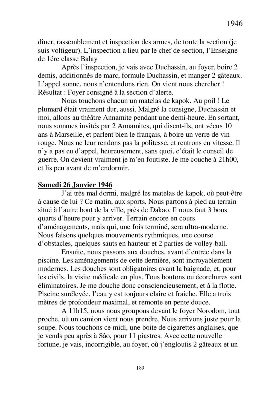 [ Histoires et histoire ] Mon oncle Georges Le Brazic - Carrière Marine, du Maquis à l'Indochine de 44 à 48 - Page 2 Livre420