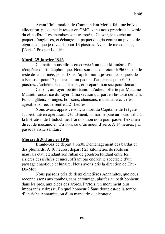 [ Histoires et histoire ] Mon oncle Georges Le Brazic - Carrière Marine, du Maquis à l'Indochine de 44 à 48 - Page 2 Livre423