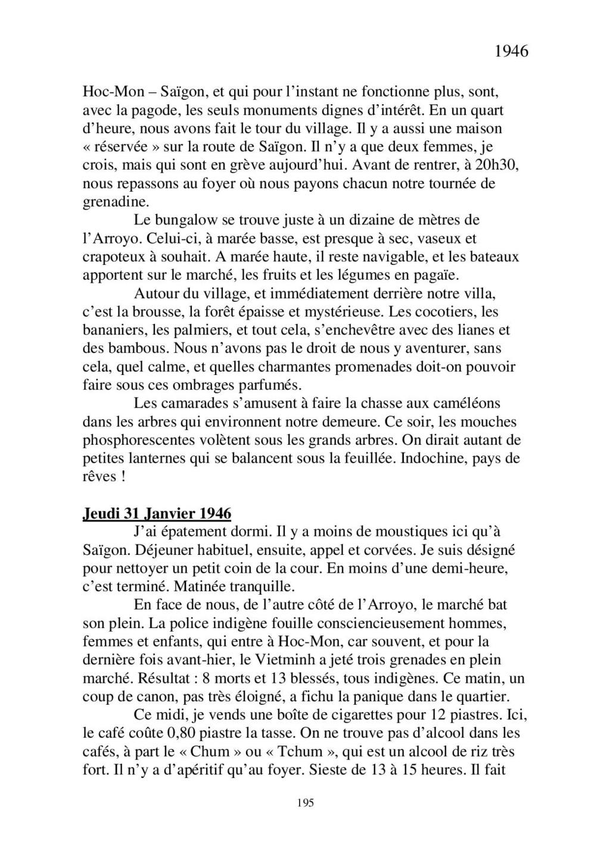 [ Histoires et histoire ] Mon oncle Georges Le Brazic - Carrière Marine, du Maquis à l'Indochine de 44 à 48 - Page 2 Livre425