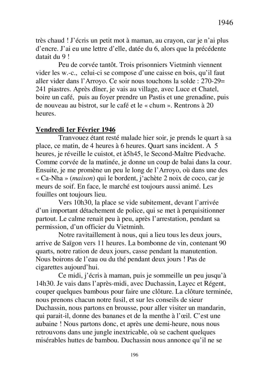 [ Histoires et histoire ] Mon oncle Georges Le Brazic - Carrière Marine, du Maquis à l'Indochine de 44 à 48 - Page 2 Livre427