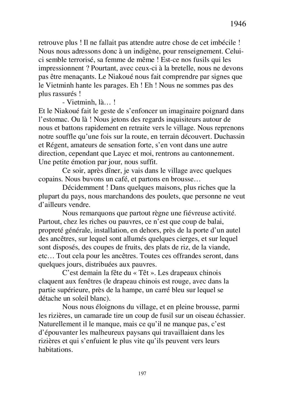 [ Histoires et histoire ] Mon oncle Georges Le Brazic - Carrière Marine, du Maquis à l'Indochine de 44 à 48 - Page 2 Livre428