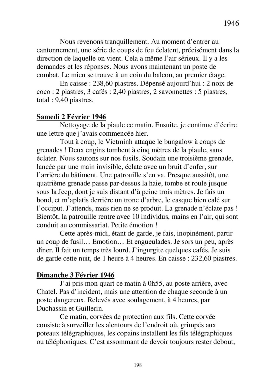 [ Histoires et histoire ] Mon oncle Georges Le Brazic - Carrière Marine, du Maquis à l'Indochine de 44 à 48 - Page 2 Livre430