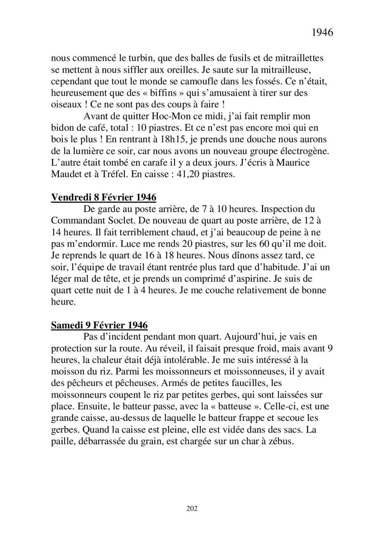 [ Histoires et histoire ] Mon oncle Georges Le Brazic - Carrière Marine, du Maquis à l'Indochine de 44 à 48 - Page 2 Livre434