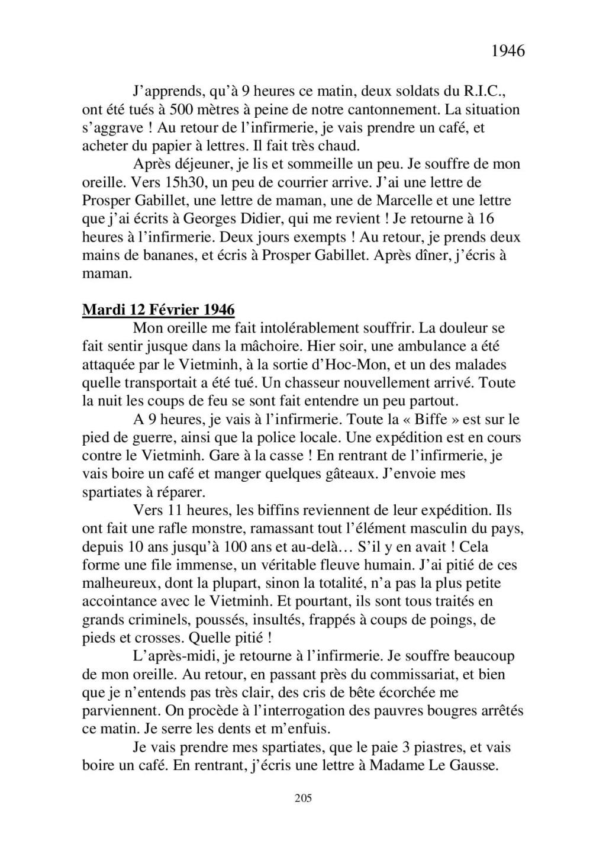 [ Histoires et histoire ] Mon oncle Georges Le Brazic - Carrière Marine, du Maquis à l'Indochine de 44 à 48 - Page 2 Livre435