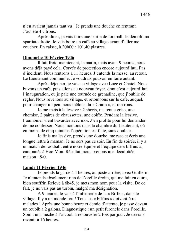 [ Histoires et histoire ] Mon oncle Georges Le Brazic - Carrière Marine, du Maquis à l'Indochine de 44 à 48 - Page 2 Livre436