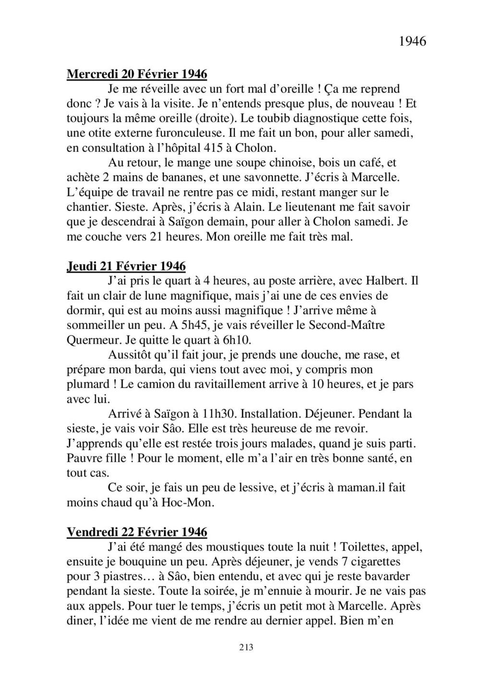 [ Histoires et histoire ] Mon oncle Georges Le Brazic - Carrière Marine, du Maquis à l'Indochine de 44 à 48 - Page 2 Livre445