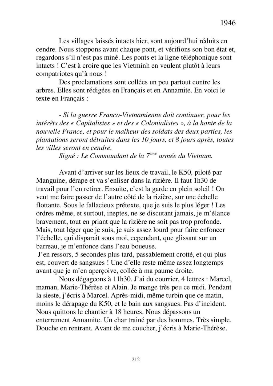 [ Histoires et histoire ] Mon oncle Georges Le Brazic - Carrière Marine, du Maquis à l'Indochine de 44 à 48 - Page 2 Livre446