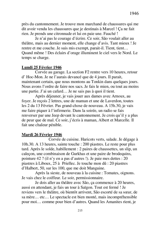[ Histoires et histoire ] Mon oncle Georges Le Brazic - Carrière Marine, du Maquis à l'Indochine de 44 à 48 - Page 2 Livre449