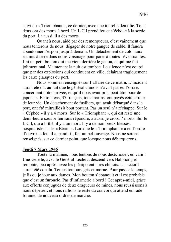 [ Histoires et histoire ] Mon oncle Georges Le Brazic - Carrière Marine, du Maquis à l'Indochine de 44 à 48 - Page 2 Livre454