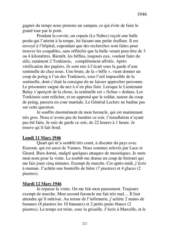 [ Histoires et histoire ] Mon oncle Georges Le Brazic - Carrière Marine, du Maquis à l'Indochine de 44 à 48 - Page 2 Livre456