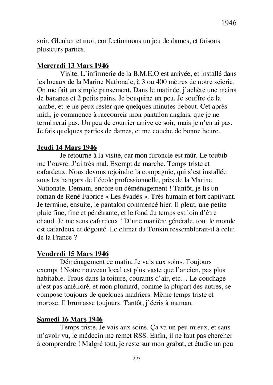 [ Histoires et histoire ] Mon oncle Georges Le Brazic - Carrière Marine, du Maquis à l'Indochine de 44 à 48 - Page 2 Livre457