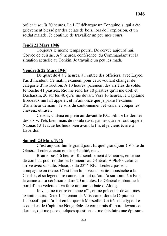 [ Histoires et histoire ] Mon oncle Georges Le Brazic - Carrière Marine, du Maquis à l'Indochine de 44 à 48 - Page 2 Livre458