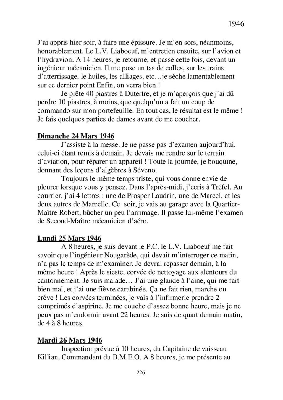 [ Histoires et histoire ] Mon oncle Georges Le Brazic - Carrière Marine, du Maquis à l'Indochine de 44 à 48 - Page 2 Livre460