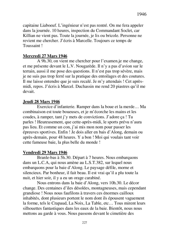 [ Histoires et histoire ] Mon oncle Georges Le Brazic - Carrière Marine, du Maquis à l'Indochine de 44 à 48 - Page 2 Livre461