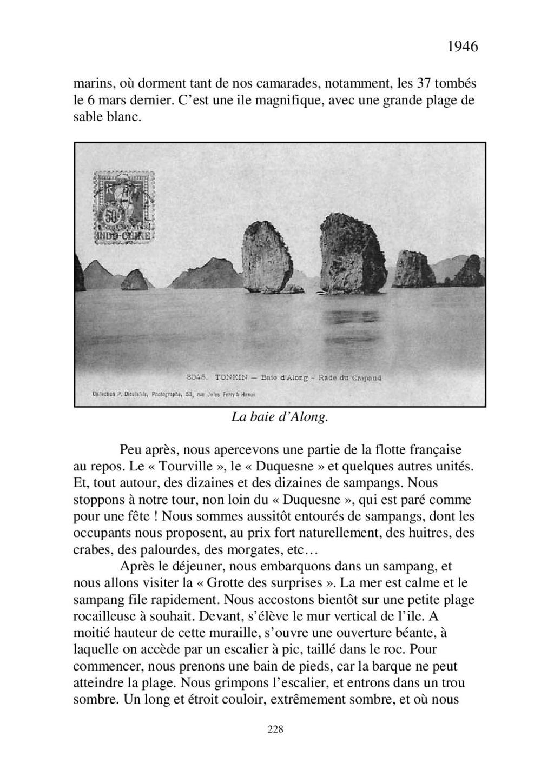 [ Histoires et histoire ] Mon oncle Georges Le Brazic - Carrière Marine, du Maquis à l'Indochine de 44 à 48 - Page 2 Livre463