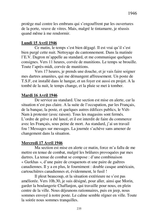 [ Histoires et histoire ] Mon oncle Georges Le Brazic - Carrière Marine, du Maquis à l'Indochine de 44 à 48 - Page 2 Livre469