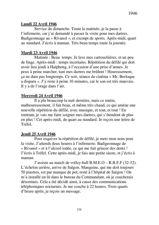 [ Histoires et histoire ] Mon oncle Georges Le Brazic - Carrière Marine, du Maquis à l'Indochine de 44 à 48 - Page 2 Livre475
