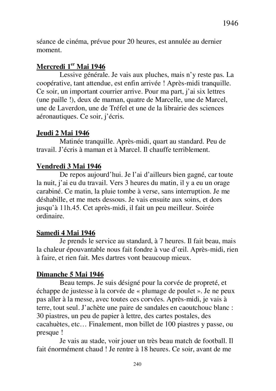 [ Histoires et histoire ] Mon oncle Georges Le Brazic - Carrière Marine, du Maquis à l'Indochine de 44 à 48 - Page 2 Livre476