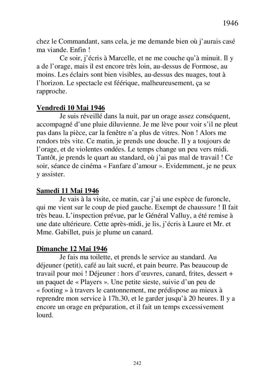 [ Histoires et histoire ] Mon oncle Georges Le Brazic - Carrière Marine, du Maquis à l'Indochine de 44 à 48 - Page 2 Livre478