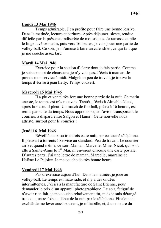 [ Histoire et histoires ] Mon oncle Georges Le Brazic - Carrière Marine, du Maquis à l'Indochine de 44 à 48 - Page 3 Livre479