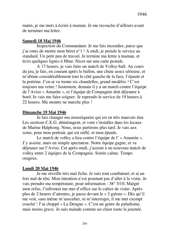 [ Histoire et histoires ] Mon oncle Georges Le Brazic - Carrière Marine, du Maquis à l'Indochine de 44 à 48 - Page 3 Livre480