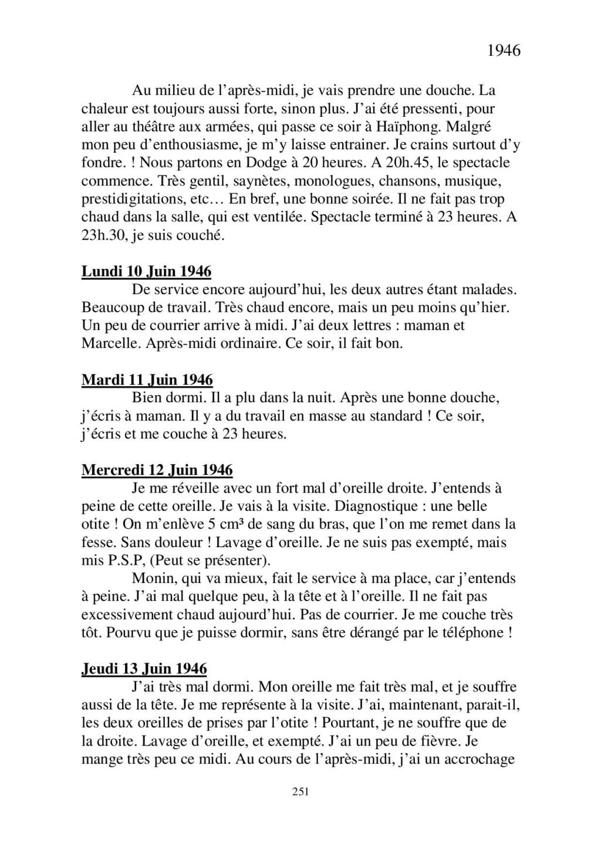 [ Histoire et histoires ] Mon oncle Georges Le Brazic - Carrière Marine, du Maquis à l'Indochine de 44 à 48 - Page 3 Livre487